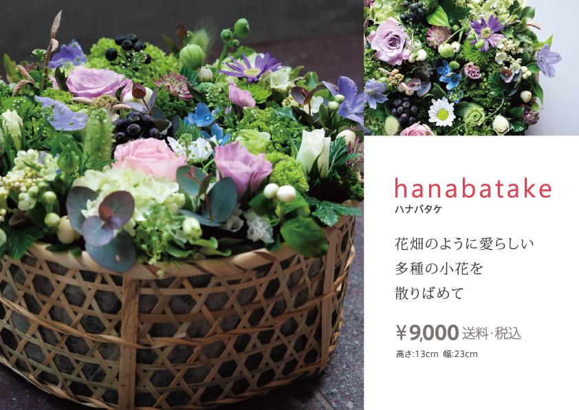 hanabatake ハナバタケ